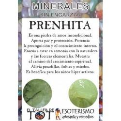 Mineral -*- PRENHITA