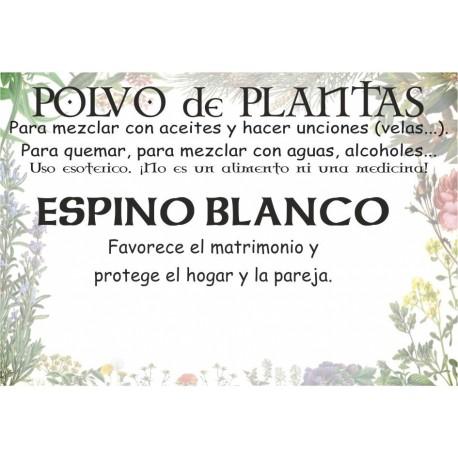 Polvo Espino Blanco