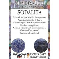 Mineral -*- SODALITA