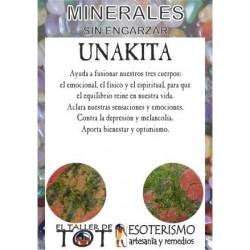 Mineral -*- UNAKITA