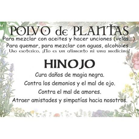 Polvo de Hinojo