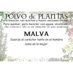 Polvo de Malva