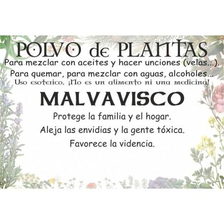 Polvo de Malvavisco