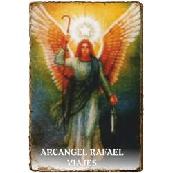 RITUAL 3 VELAS - VIAJES - ARCÁNGEL RAFAEL