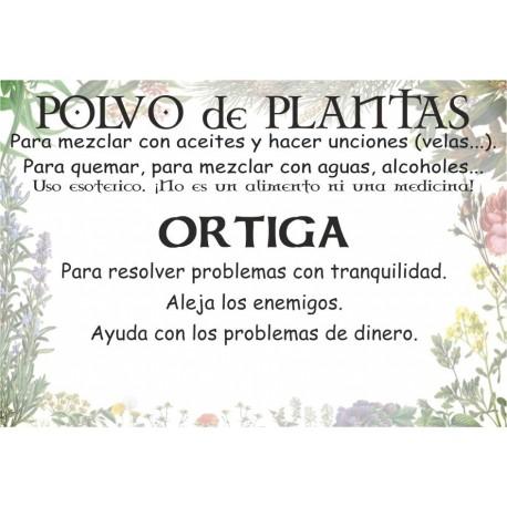 Polvo de Ortiga