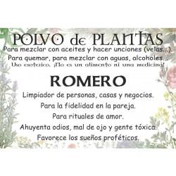 Polvo de Romero
