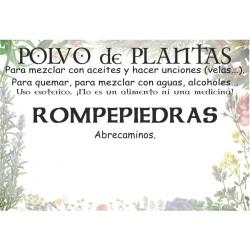 Polvo de Rompepiedras