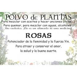 Polvo de Rosas