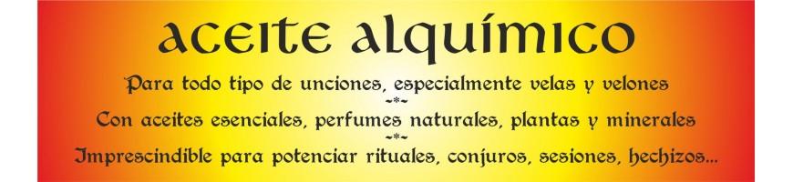 Aceite Alquímico 05ml.  Propósitos