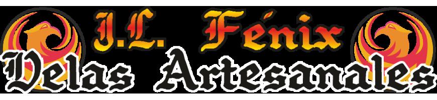 """VELAS de FIGURAS - Aromáticas y Artesanales """"FÉNIX"""""""