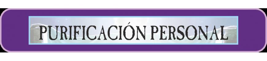PURIFICACIÓN PERSONAL