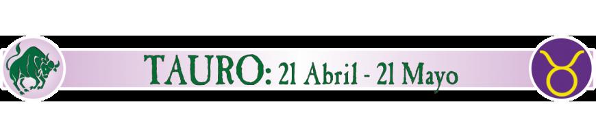 TAURO - 21 Abril - 21 Mayo