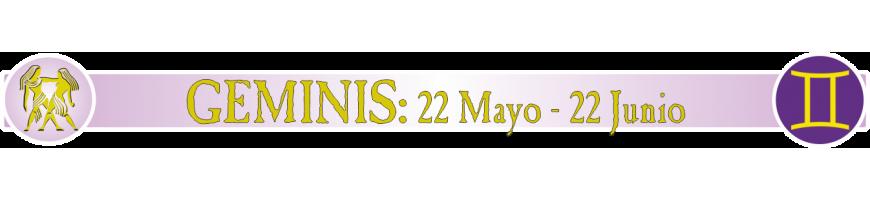 GÉMINIS - 22 Mayo - 22 Junio