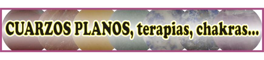 MINERALES PLANOS - TERAPIAS