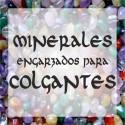 MINERALES - COLGANTES