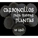 Para QUEMAR - Carboncillos...