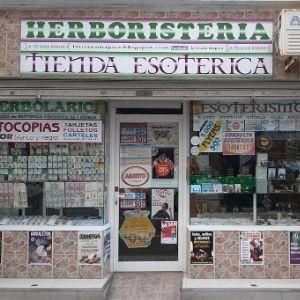 HERBORISTERÍA y TIENDA de ESOTERISMO